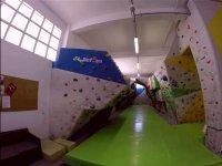 Instalaciones preparadas para la escalada indoor