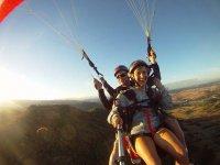 Volar en parapente en Lleida