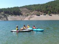 El Vado reservoir