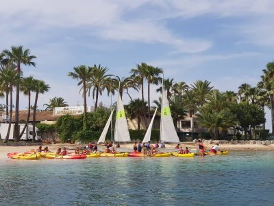 Wind Pirates Alcudia Kayaks
