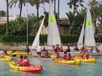 Giro in kayak intorno ad Alcúdia