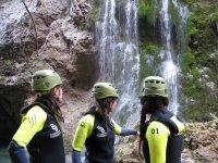 canyoning Cazorla
