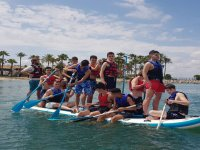 Tabla Big SUP en Alcúdia