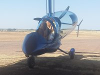 Out autogyro