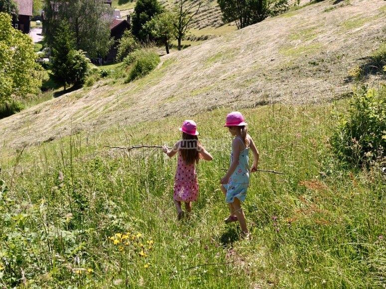 Escursionismo bambini
