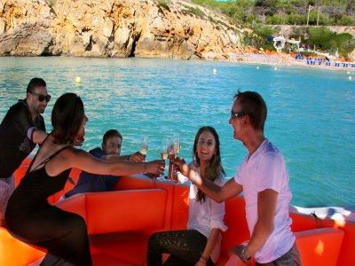 Barco para celebraciones en Barcelona