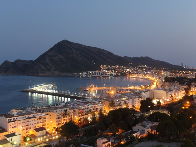 Costa de altea