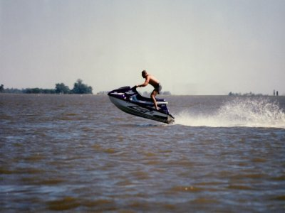 Two-Seater Jet-Ski, 15 Minutes, Castelldefels