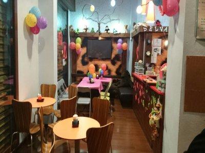 Parque infantil para cumpleaños en Ogíjares