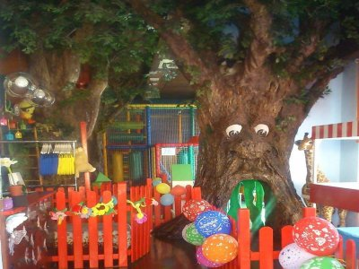 Cumpleaños en sala infantil en Ogíjares