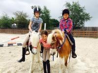 6月在Cánovas的每周骑马中心