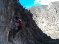 Vía ferrata en Almería, 5 horas