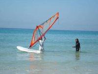 风帆课程帆板课程