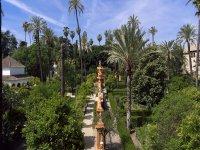 Gardens of Real Alcazar