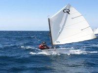 在特内里费岛租用帆船一小时