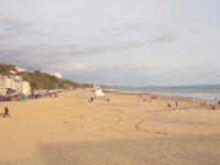Visita a la playa