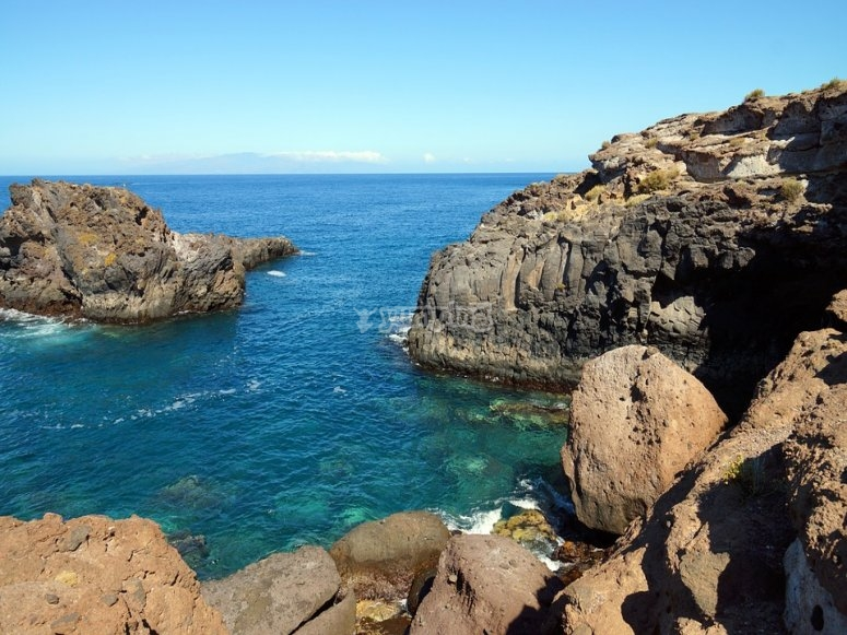 Tenerife rocas
