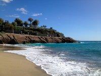 皮划艇,滑浪风帆和特内里费岛航行