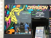 Tienda Dragon en Poligono La Vega, 203, Tarifa