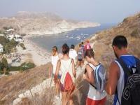 Senderismo en el Parque Natural de Cabo de Gata