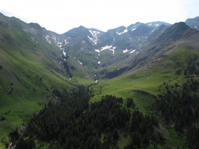First Climbing Experience 3000 metres Pyrenees