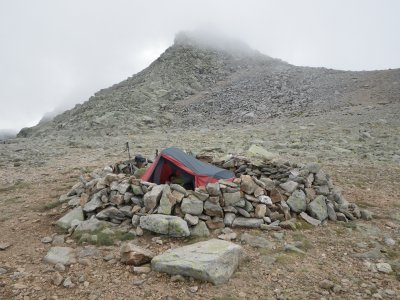 Climbing + Bivouac in the Pyrenees