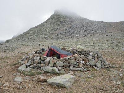 Ascensión más Vivac en los Pirineos