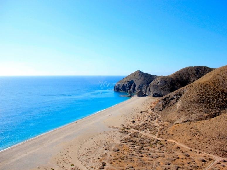 Cabo de Gata's sights