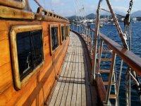 Paseos en los mejores barcos