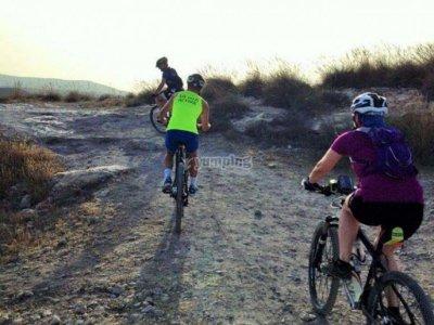 Ruta en bici por Cabo de Gata, medio día