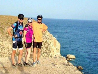 Alquiler de bici en Cabo de Gata día entero