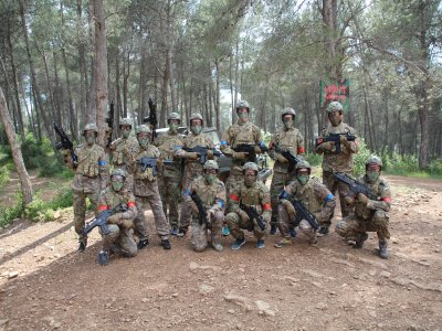 4h Airsoft Match in Barcelona
