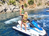 Jet Ski Playa de Alcudia游览