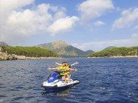 Ruta en moto de agua por la bahía de Alcudia