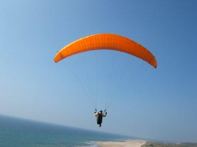 在El Palomaret的双座滑翔伞20分钟