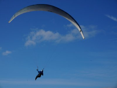 Paragliding in pairs in Alicante, 20 min