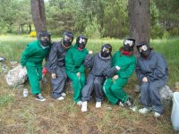ready for paintball