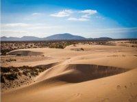 Visita las dunas de la isla