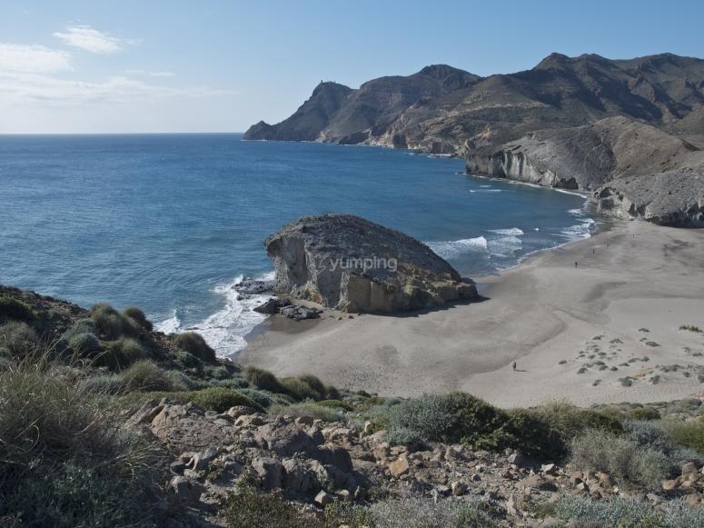 乘船游览阿尔梅里亚海岸