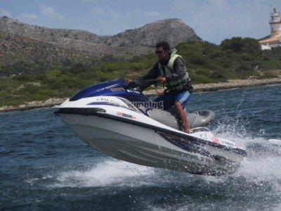 Circuito moto acuática biplaza Alcudia Septiembre