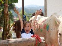 Campamento de verano de equitación en Nigrán 1sem