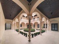 Patio interior del Museo Picasso