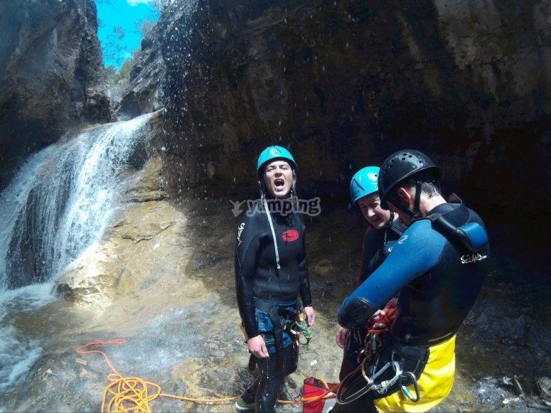 Canyon of Poyatos