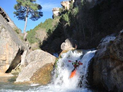 Material para piragüismo en Cuenca