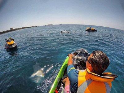 Ruta guiada en moto de agua por la Costa Blanca