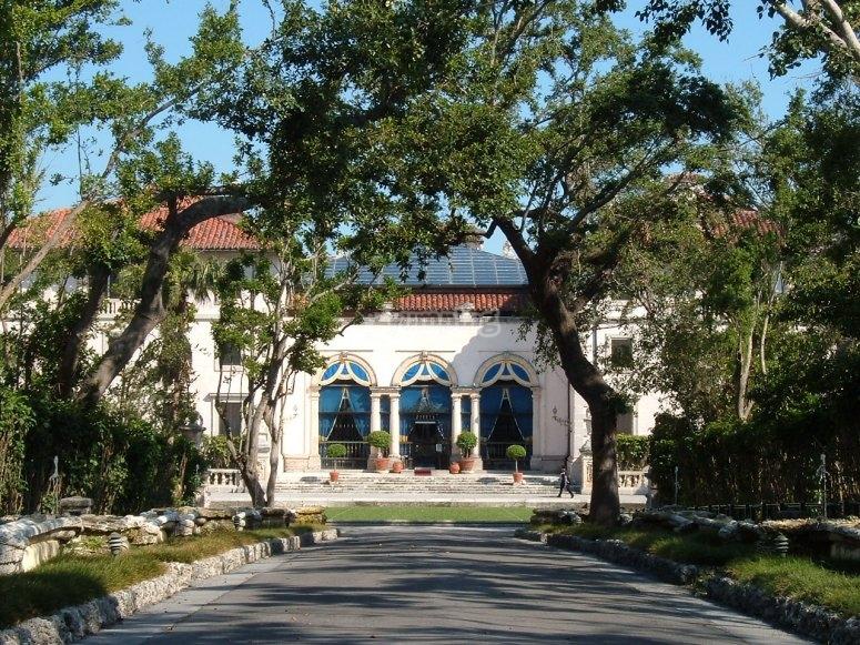 Villa vizcaya
