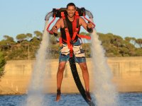 Jet pack en Embalse de San Juan por 45 minutos