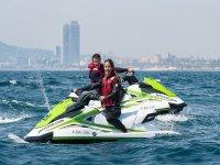Alquiler moto de agua biplaza en Port Forum 20 min