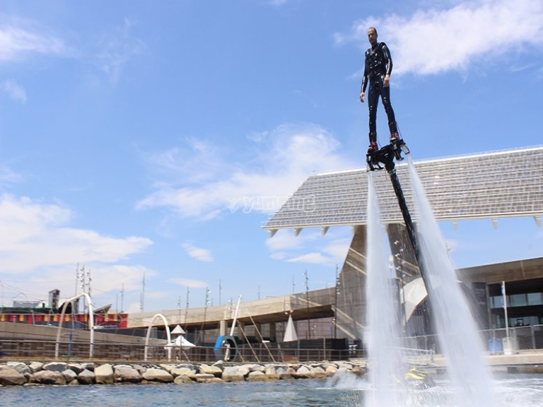 Flyboard barcellona