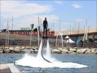 Flyboarding en Port Fórum Barcelona 15 minutos